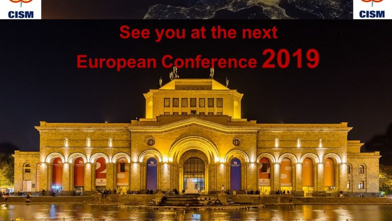 European Conference 2019
