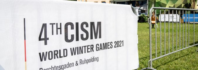 The 4th CISM World Winter Games are postponed to the 2021/2022 winter season.